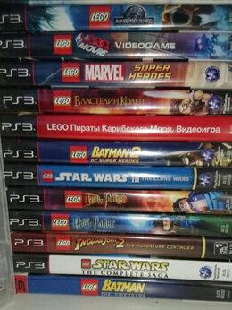 Игры для приставок и ПК - Игры серии lego для Playstation 3, 0