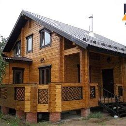 Готовые строения - Дом из профилированного бруса пб-565 116 м², 0