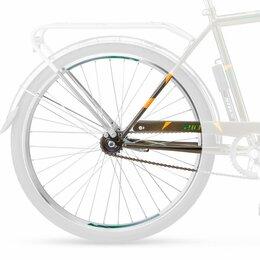 """Обода и велосипедные колёса в сборе - Колесо заднее STELS 26"""" (N210) Д/о, 0"""