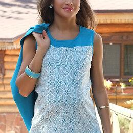 Рубашки и блузы - Блузка с коротким рукавом для беременных, 0
