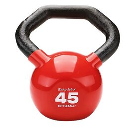 Гири - Гиря Body Solid 20,4 кг (45lb) KETTLEBALL™, 0
