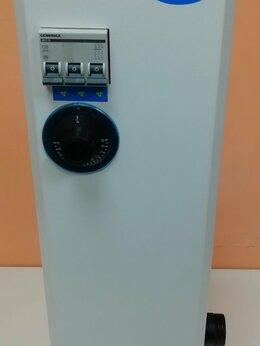 Отопительные котлы - Электрокотел эвпм-12 автомат новый, 0