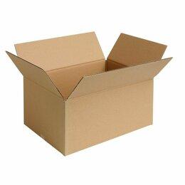 Упаковочные материалы - Картонная коробка, 400 х 300 х 200мм , 0