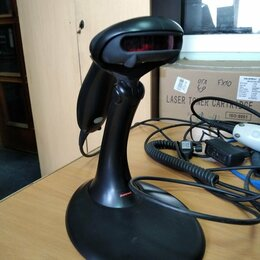 Контрольно-кассовая техника - Сканеры  штрих и QR кодов USB Honeywell и Zebex, 0