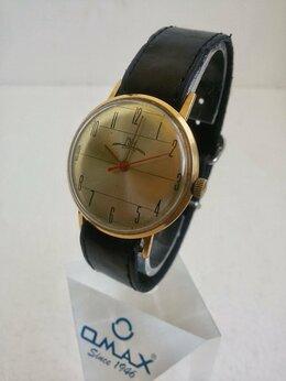Наручные часы - Часы наручные мужские механические Луч AU 20, 0