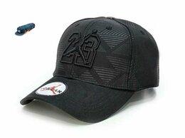 Головные уборы - Бейсболка кепка Jordan 23 (черный), 0