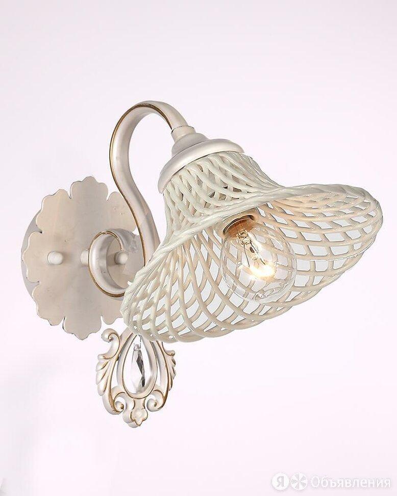 Бра Lumien Hall Ирма W17069/1BPSG по цене 3996₽ - Люстры и потолочные светильники, фото 0