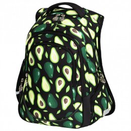 Рюкзаки, ранцы, сумки - Рюкзак для девочек Brauberg Special Avocado 20 л 2, 0