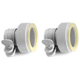 Прочие аксессуары - Комплект переходников «В» для шлангов 32 мм на 38 мм 29061, 0