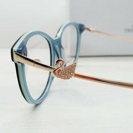 Очки и аксессуары - Оправа женская Swarovski SK5320 / 581 очки дисконт, 0