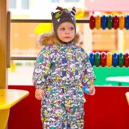Одежда и обувь - Picco Зимний комбинезон для мальчика и девочки M18G002 (2 года), 0