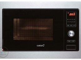 Микроволновые печи - Встраиваемая микроволновая печь Cata MC 28 D BK, 0