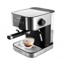 Кофеварки и кофемашины - 🆕️ Кофеварка рожковая Эспрессо / капучино / латте, 0