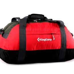 Дорожные и спортивные сумки - 4307 AIRPORTER 90л сумка KING CAMP, 0