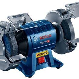 Наборы электроинструмента - Точило с двумя шлифкругами Bosch  GBG 60-20 Professional, 0