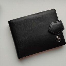 Кошельки - Мужской кошелек из натуральной кожи Fostenborn, 0