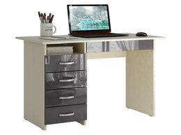 Компьютерные и письменные столы - Стол письменный Милан-1 глянец, 0