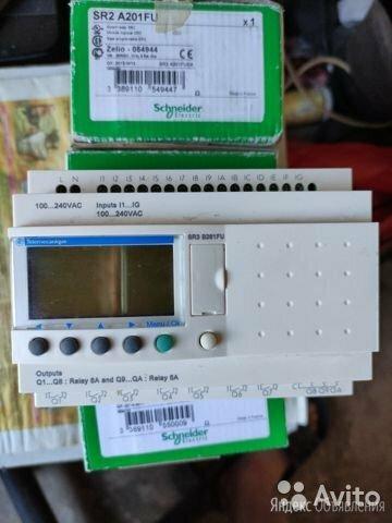 Schneider Zelio SR3 B261FU реле по цене 7500₽ - Системы Умный дом, фото 0