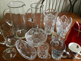 Наборы посуды для готовки - Разная посуда из стекла и хрусталя, 0