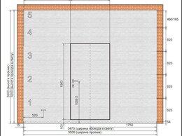 Заборы и ворота - Ворота гаражные Алютех на проем 3500х3000h мм с…, 0