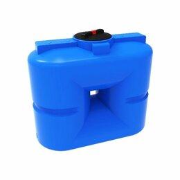 Бочки - Емкость S500 синяя V-500 литров, 0