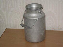 Ёмкости для хранения - Бидончик с крышкой алюминий СССР 3 литра клеймо…, 0