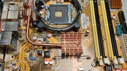 Материнские платы - ASUS P5K Сокет 775 под Xeon Материнская плата, 0