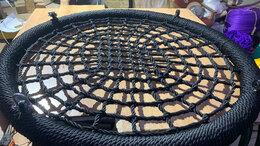 Качели - Качели гнездо черные 100 см, 0