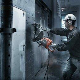 Спецтехника и спецоборудование -  Алмазная резка бетона, резка проемов В бетоне без пыли, 0