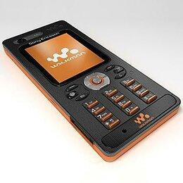 Мобильные телефоны - Новый Sony Ericsson Walkman W880i (оригинал), 0