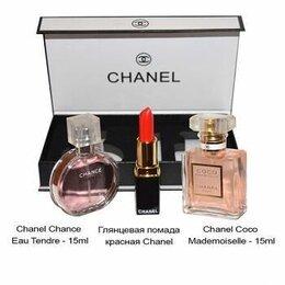 Наборы - Подарочный набор Шанель 3 в1, 0