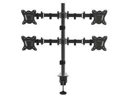 Кронштейны, держатели и подставки - Кронштейн для 4 мониторов Arm media LCD-T14 black, 0
