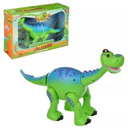 Радиоуправляемые игрушки - Интерактивный динозавр, двигается со светом и…, 0