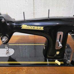 """Швейные машины - Машинка швейная с ножным приводом """"Minerva"""" в рабочем состоянии., 0"""