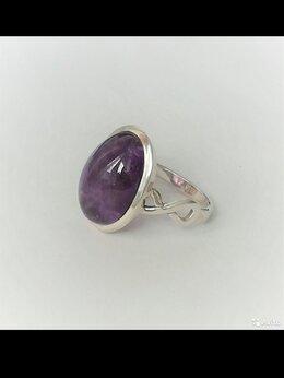 Кольца и перстни - Кольцо серебряное. Аметист, 0
