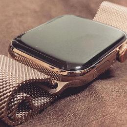 Ремешки для умных часов - Ремешок для Apple Watch (миланская петля), 0
