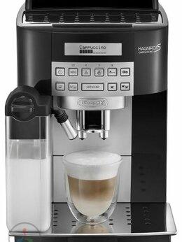 Кофеварки и кофемашины - Кофемашина Delonghi ECAM 22.360.B, 0