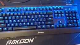 Клавиатуры - Клавиатура Sharkoon skiller mech sgk3, 0
