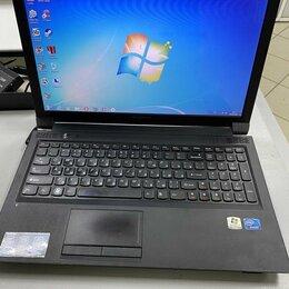 Ноутбуки - Ноутбук Lenovo B570e, 0