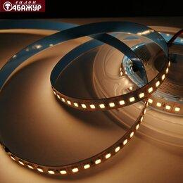 Светодиодные ленты - Светодиодная лента 12V 180LED 14,4W тёплый свет, 0