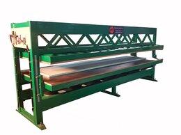 Прочие станки - Пресс пневматический для производства м/к дверей, 0