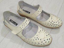Туфли - Туфли натуральная кожа, размер 39-40, 0