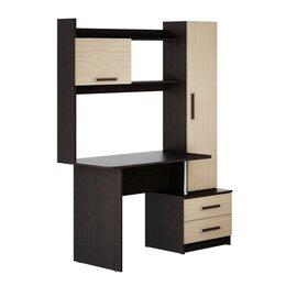 Компьютерные и письменные столы - Уголок школьника ПАСКАЛЬ НМ-1, 0