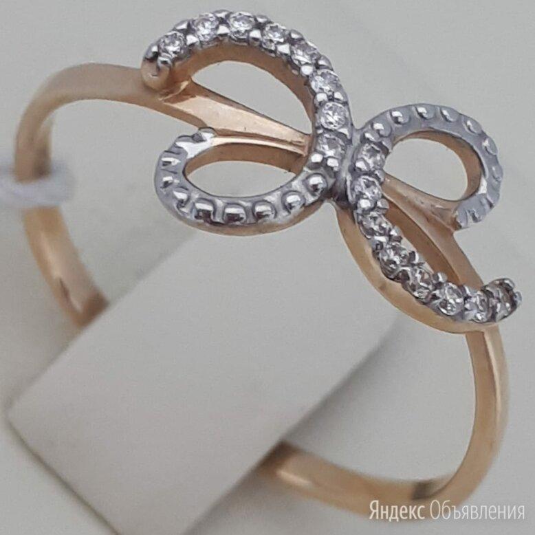 кольцо / размер 18 / 1,38г / золото 585 по цене 5519₽ - Комплекты, фото 0