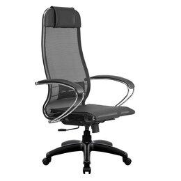 Компьютерные кресла - Компьютерное кресло Метта SU-1 BK Комплект 4, 0