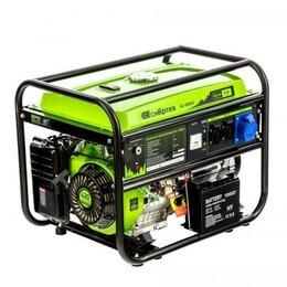 Электрогенераторы - Генератор бензиновый Сибртех Бс-8000Э 6,6 кВт, 0
