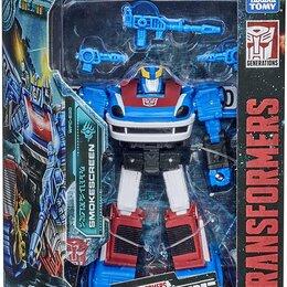 Роботы и трансформеры - Трансформер Смокскрин - Generations War, 0