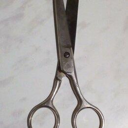 Другое - Винтажные ножницы из СССР. 18 см, 0
