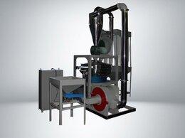 Производственно-техническое оборудование - Ножевая мельница для измельчения ПВХ 160 кг/ч, 0