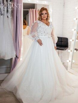 Платья - свадебное платье TM GOLANT размер 50-56, 0